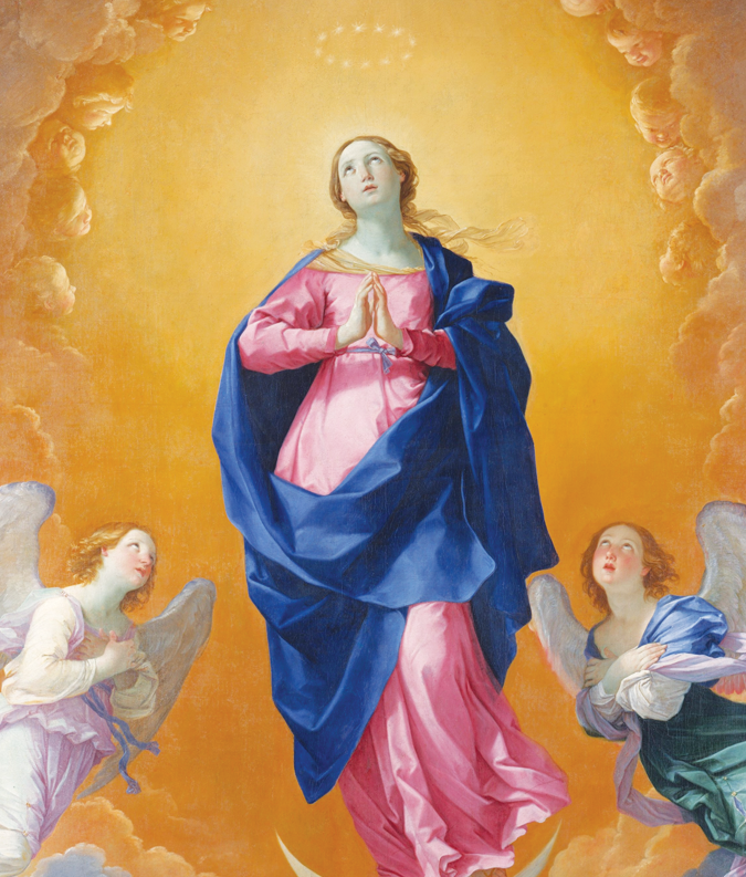 Happy New Year in honor of the Mother of God
