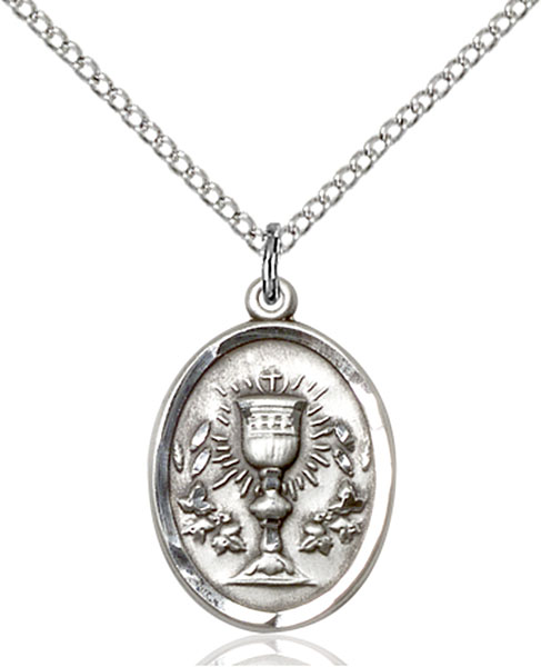 Sterling Silver Chalice Pendant
