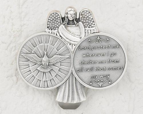 3-Pack - CAR VISOR- HOLY SPIRIT with Angel