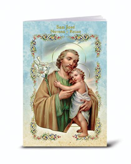 St. Joseph Novena Spanish 10-Pack