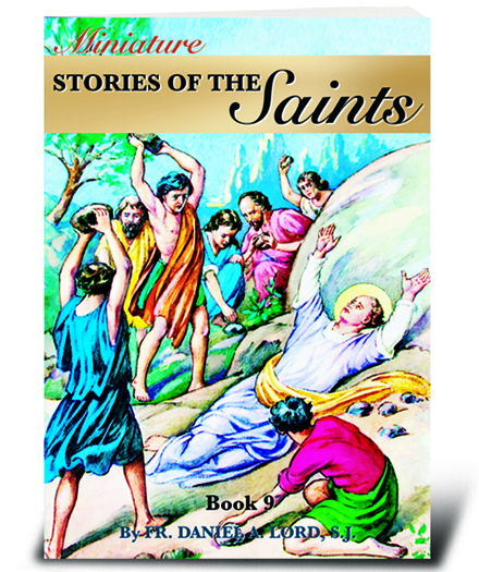 Mini-Saints Book 9 Packs Of 10 10-Pack