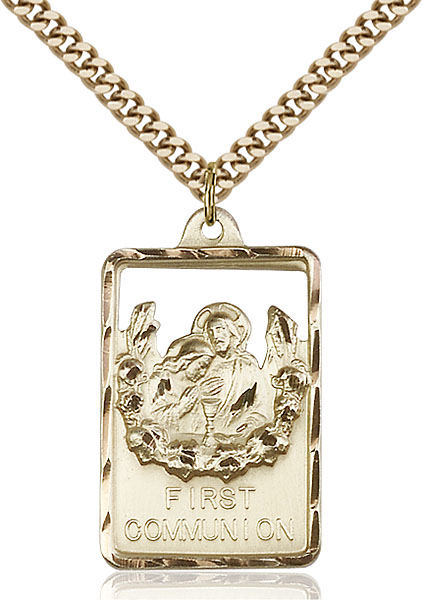 Gold-Filled Communion / First Reconciliation Penda