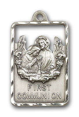 Sterling Silver Communion / First Reconciliation P
