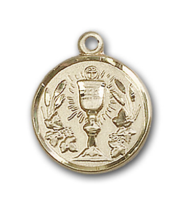 Gold-Filled Communion Chalice Pendant
