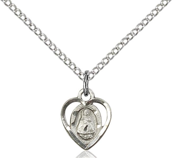 Sterling Silver Infant Pendant