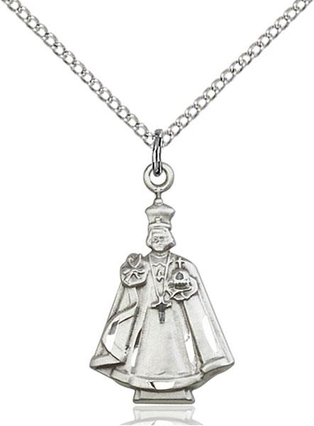 Sterling Silver Infant Figure Pendant