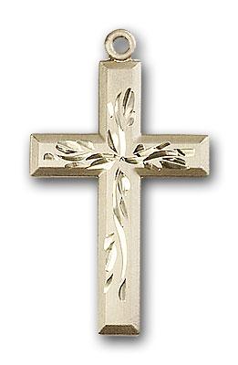 Gold-Filled Cross Pendant