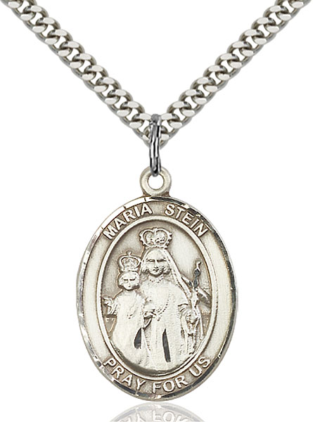 Sterling Silver Maria Stein Pendant