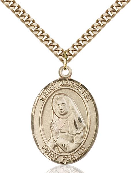 Gold-Filled St. Madeline Sophie Barat Pendant