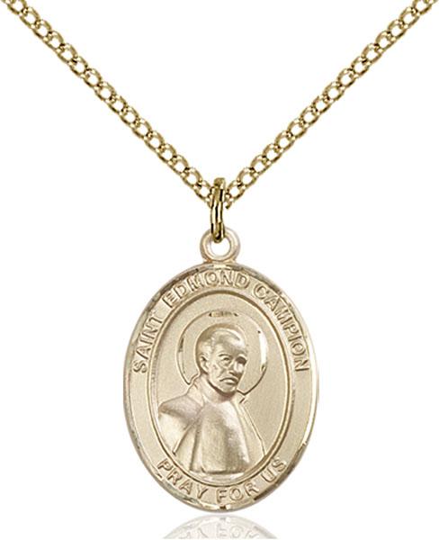 Gold-Filled St. Edmund Campion Pendant