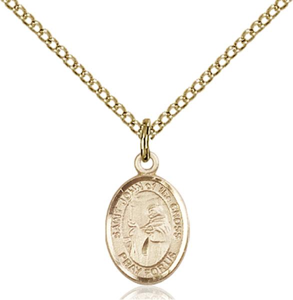 Gold-Filled St. John of the Cross Pendant