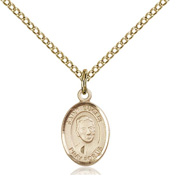 Gold-Filled St. Eugene de Mazenod Pendant