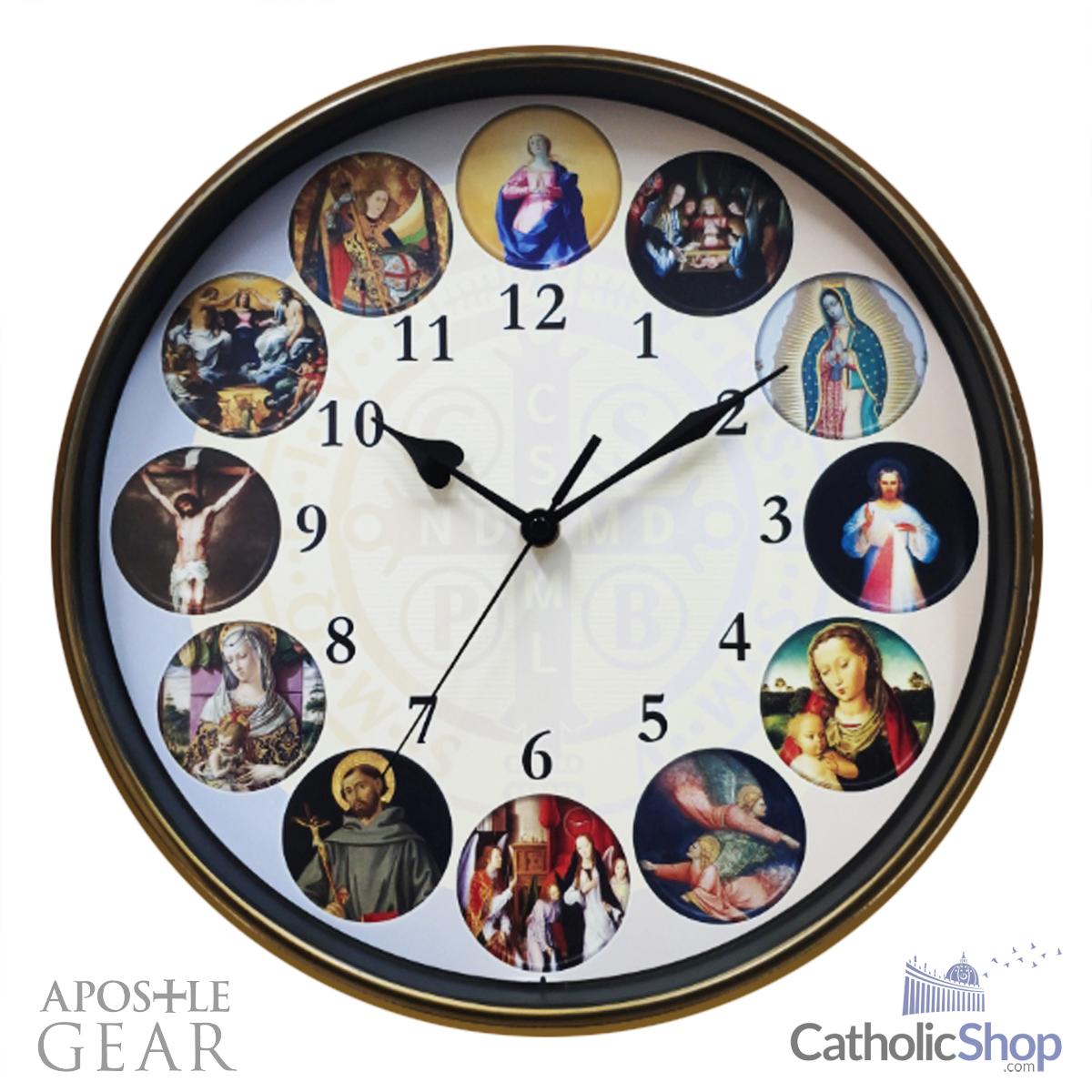 Catholic Clocks