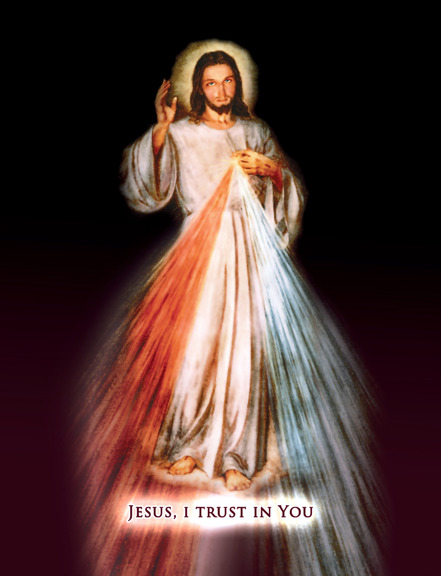 Divine Mercy Posters