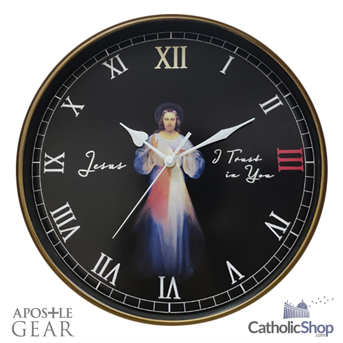 Divine Mercy Clock