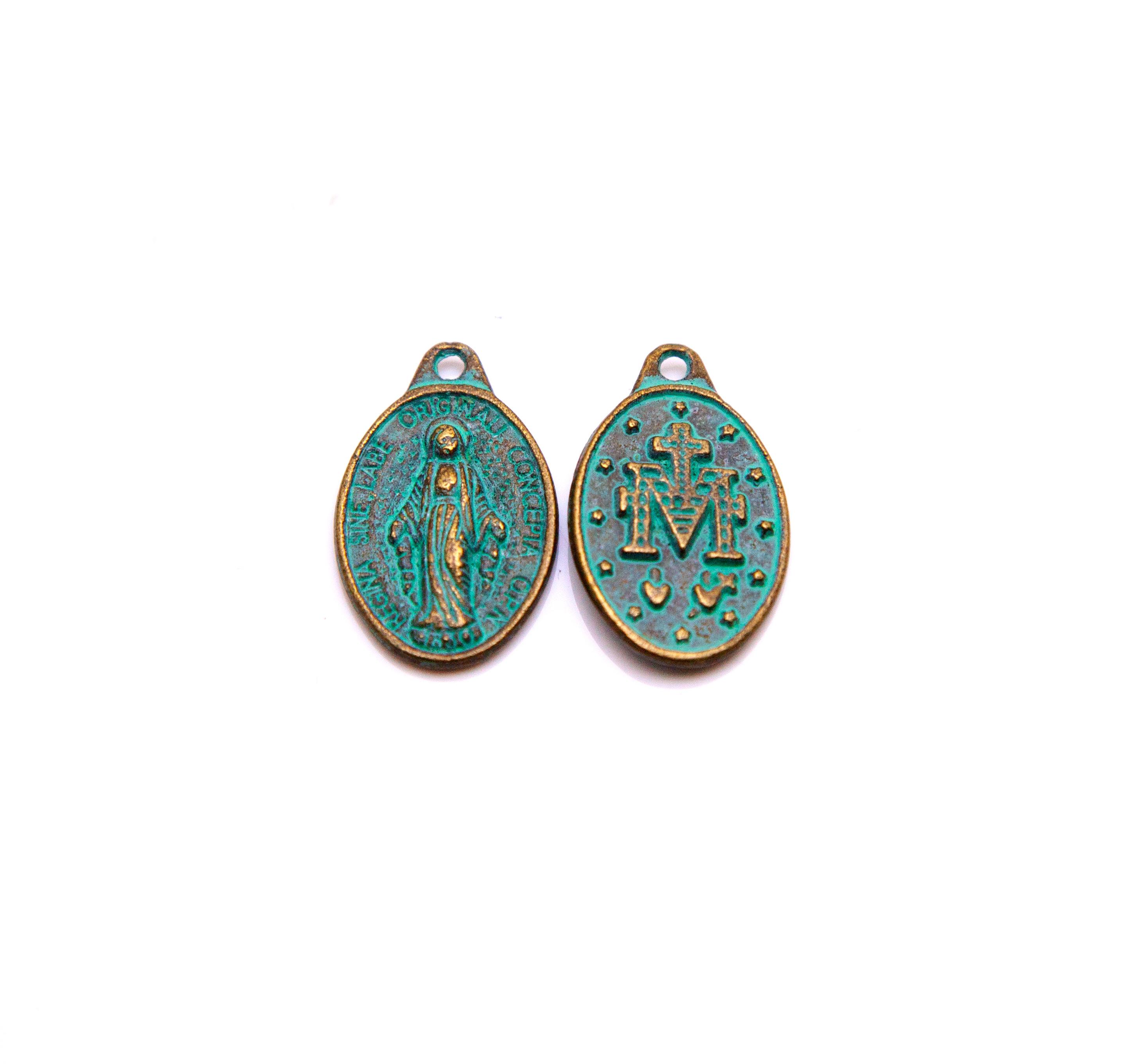 Vintage Miraculous Medal
