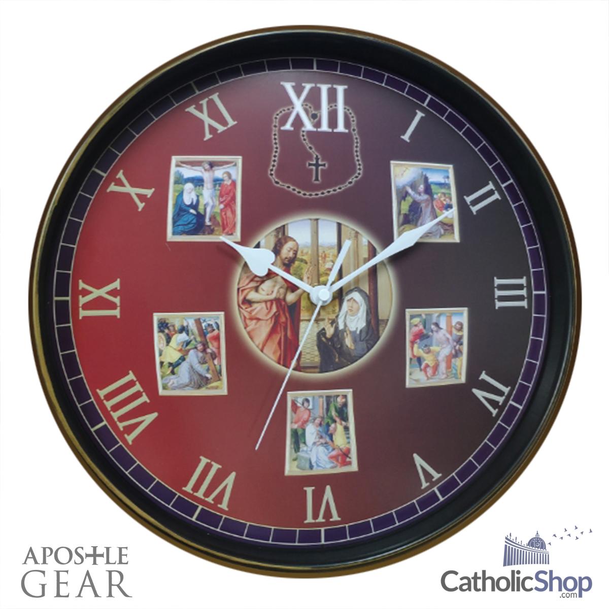 Rosary Clocks
