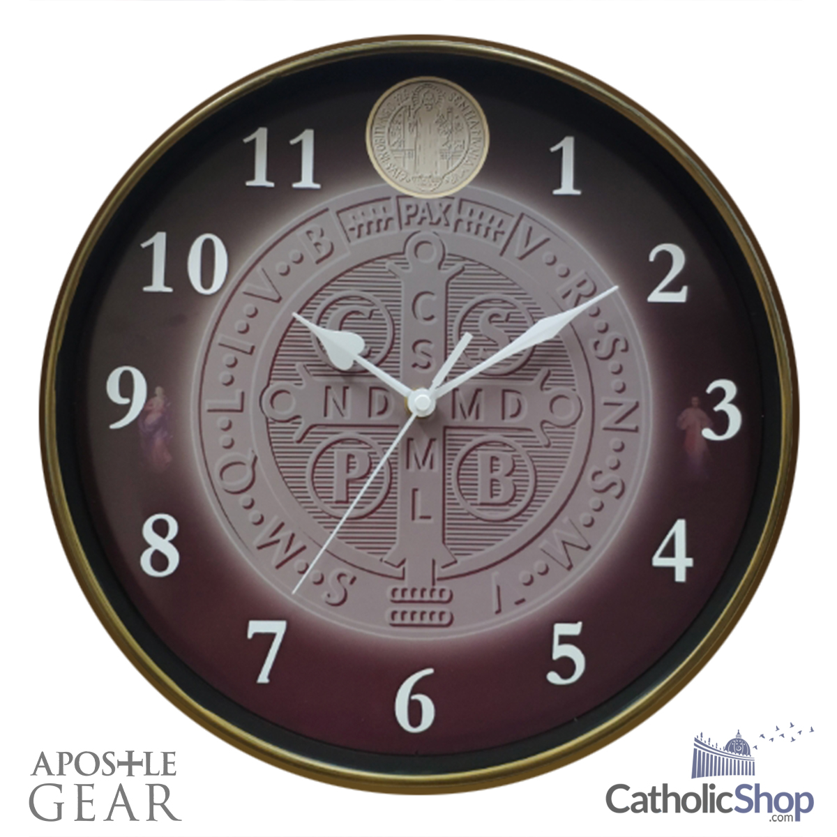 St. Benedict clock