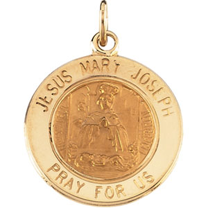 Holy Family Jewelry